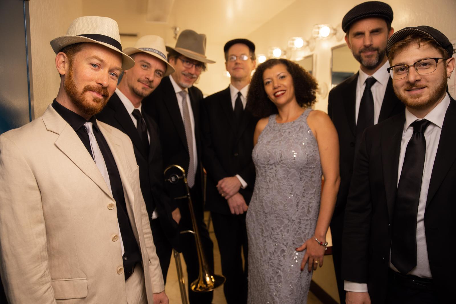 Oakland Samba Revue